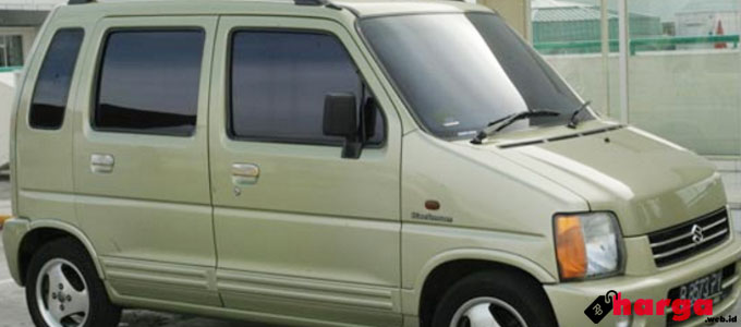 Suzuki Karimun - (Sumber: otosite.net)