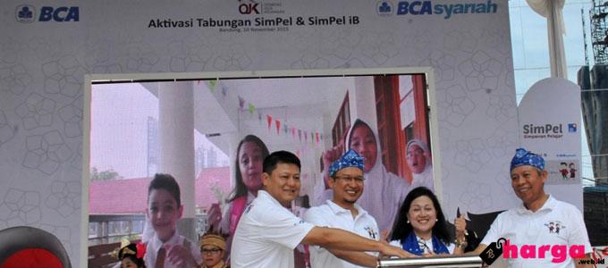 Tabungan SimPel BCA - foto.okezone.com
