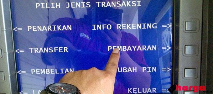 Tagihan Listrik via Bank - tempatdaftarloketpembayaran.blogspot.com