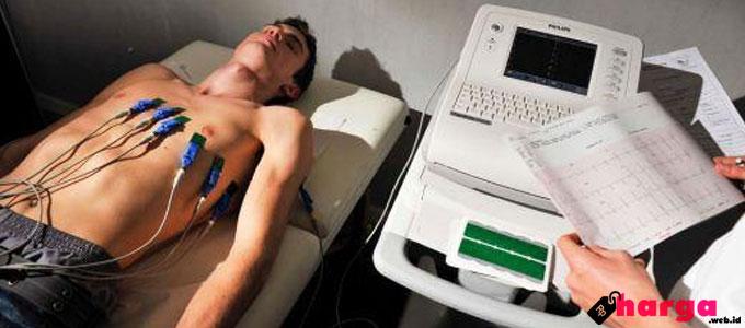 Tes Rekam Jantung Elektrokardiogram - www.medkes.com