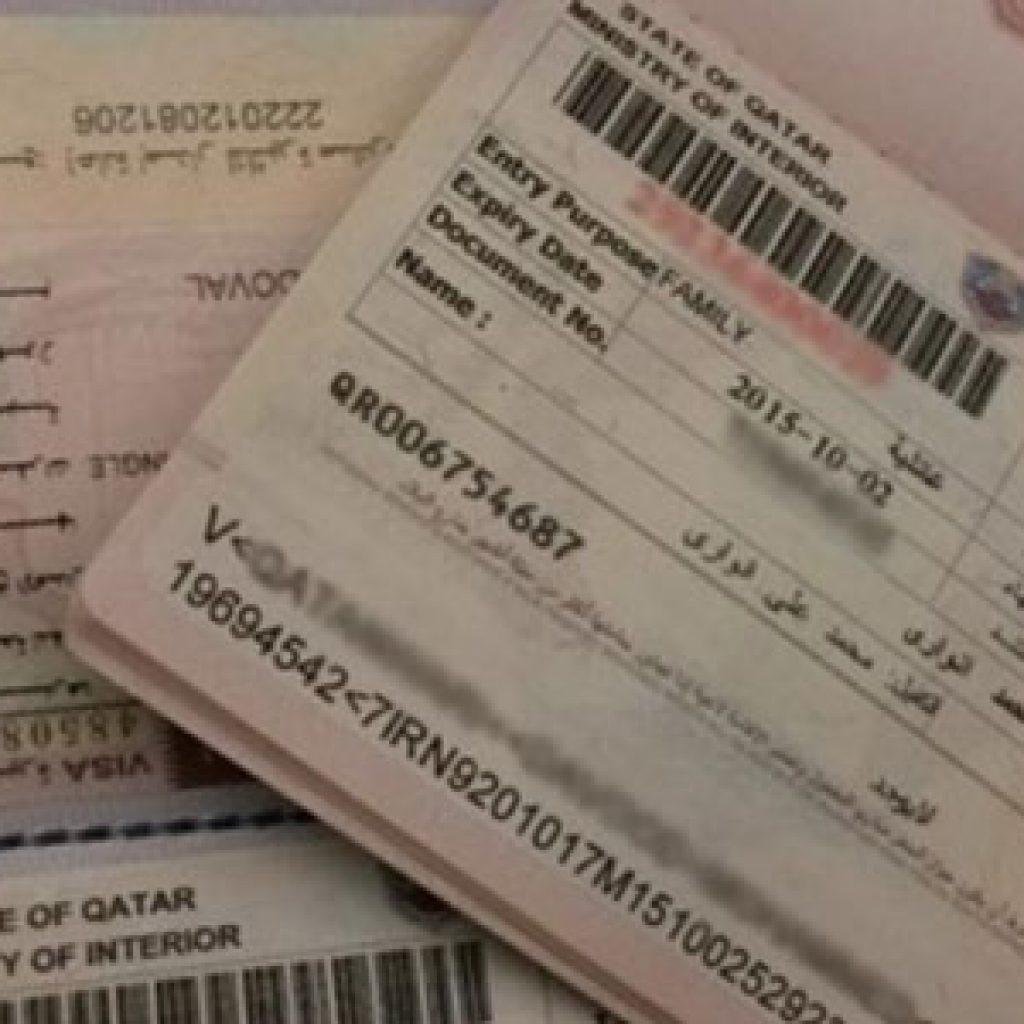 bisnis, keluarga, negara, resmi, tarif, visa