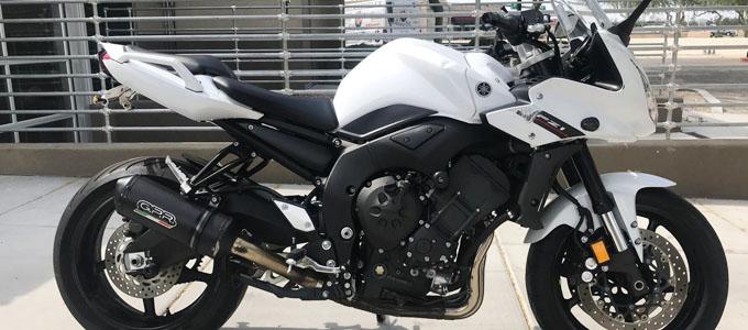 Yamaha FZ1 - moto.zombdrive.com