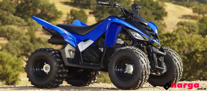 yamaha 90 atv. yamaha raptor 90 - www.totalmotorcycle.com atv e