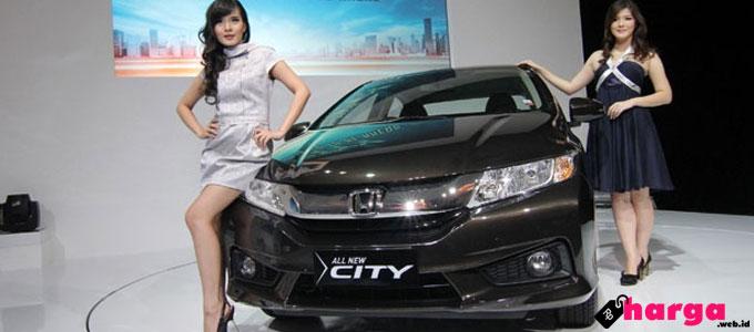 all new honda city ES CVT - otomotif.tempo.co