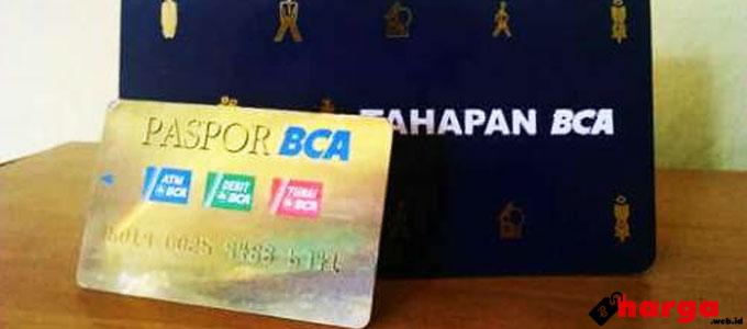 Info Terbaru Fasilitas & Limit Kartu ATM BCA Gold | Daftar