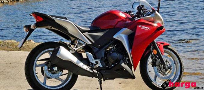 honda cbr250r - www.drive.com.au