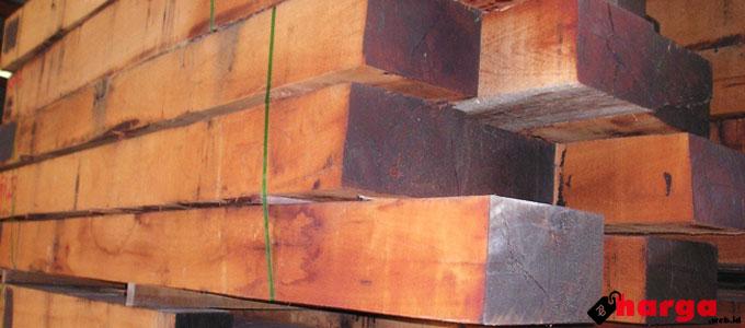 kayu balau merah - rimbaagung.com