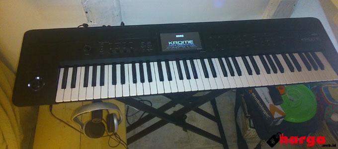 Info Terbaru Harga Keyboard Murah Arranger Controller