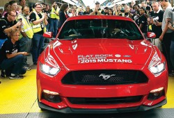 Mobil All-New Mustang