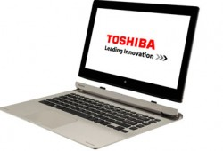 Toshiba Satellite Radius 11, Laptop Touchscreen Convertible 11 inch yang Multifungsi