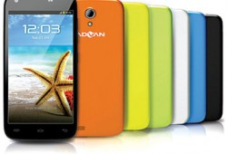 Vandroid GAIA S4D, Smartphone Android Jelly Bean Harga 1 Juta-an
