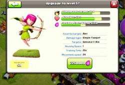 Info Terkini Harga Upgrade Troops Clash of Clans (CoC)