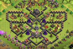Update Harga Wall di Game Clash of Clans – CoC
