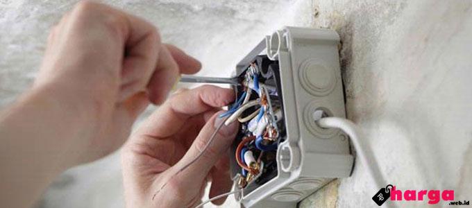 pemasangan listrik - www.rumahku.com