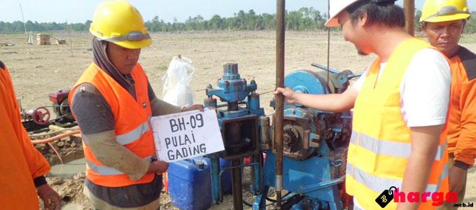 Pembuatan Sumur Bor - sumurbor.org