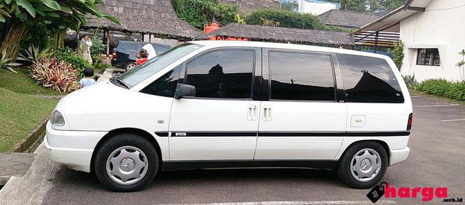 Peugeot 806 - www.modifikasi.com