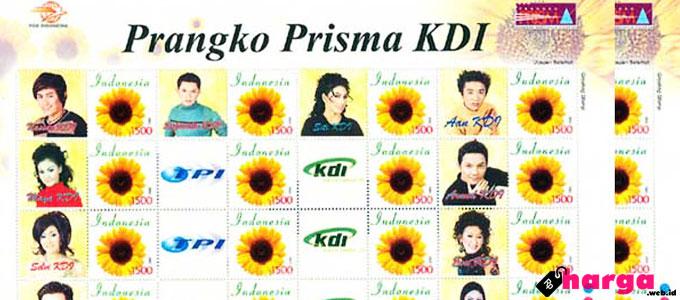 prangko prisma pt pos indonesia - semarang.bisnis.com