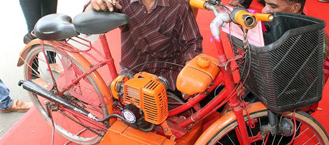 sepeda mesin bensin - www.tokopedia.com