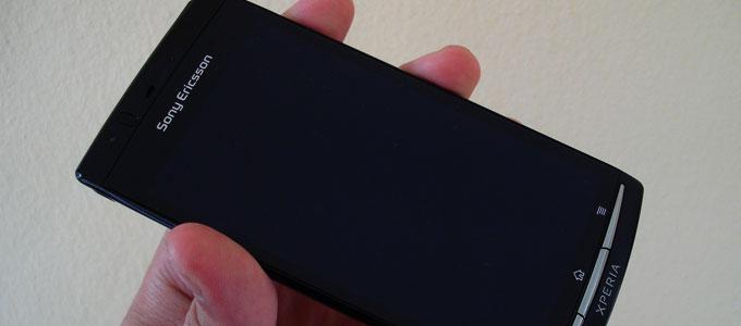 sony xperia arc - www.reviewhandphone.com