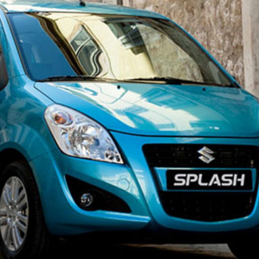 Spesifikasi dan Harga Suzuki Splash, Baru dan Bekas di ...