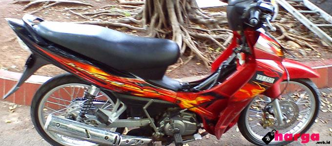 Yamaha Jupiter Z - seribuotomotif.beshopp.com