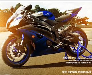 Harga Sportbike New Yamaha YZF-R6 2014