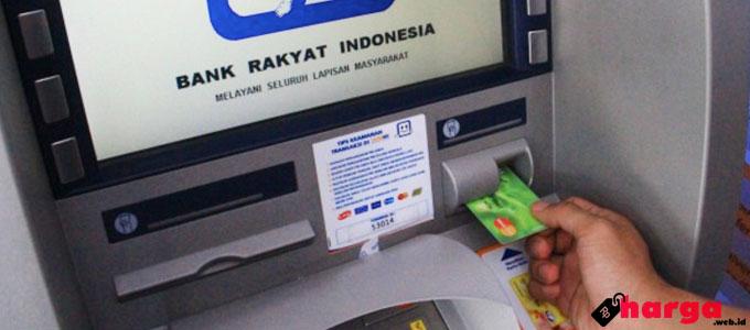 ATM Bank BRI - (Sumber: infoperbankan.com)