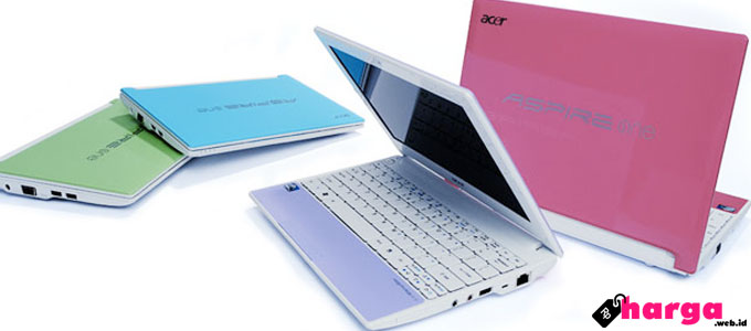 Acer Aspire One Happy - (Sumber: tiptrikampuh.blogspot.co.id)