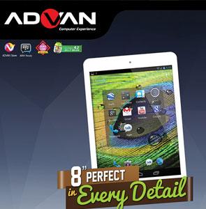 Harga dan Spesifikasi Advan Vandroid T5C