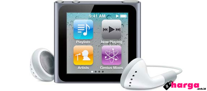 Apple iPod Nano 6th Generation 8 GB - www.amazon.com