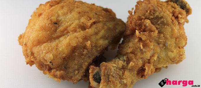 Ayam Goreng GFC yang Sangat Lezat