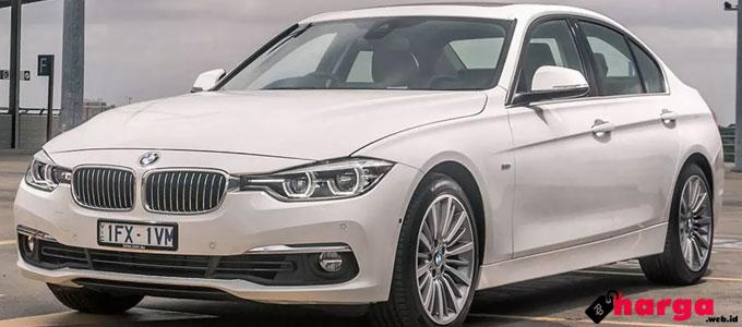 Harga Mobil Bekas BMW 318i - otomotif