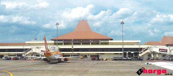 Info Terbaru Harga Tiket Pesawat Dari Surabaya (SUB) ke Banjarmasin (BDJ) 2017
