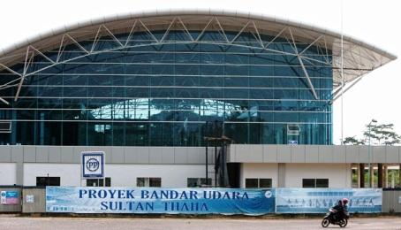 Harga Tiket Pesawat Rute Jakarta (CGK) – Jambi (DJB)
