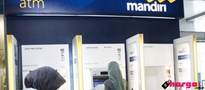 Info Terbaru Biaya Transfer Bank Mandiri ke BNI (Mandiri Internet, Mandiri SMS, Mandiri Mobile, dan ATM) Tahun 2017