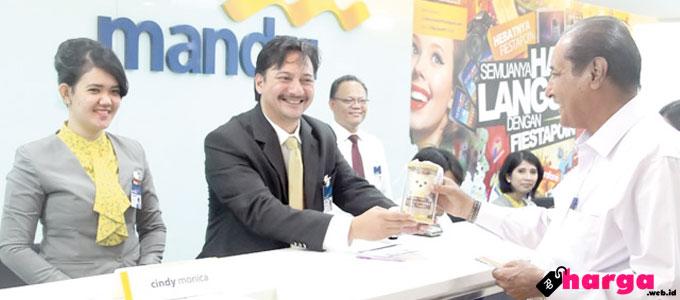 Kredit Bank Mandiri - (Sumber: analisadaily.com)