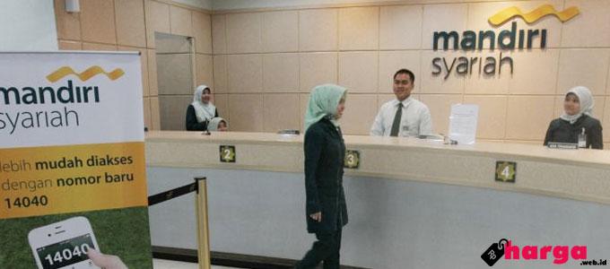 Menabung di Bank Mandiri Syariah - (Sumber: tribunnews.com)