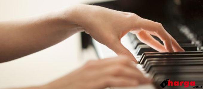 Bermain Piano Akustik - (Sumber: autonomatrix.org)