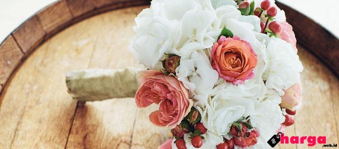 Buket Bunga untuk Pernikahan