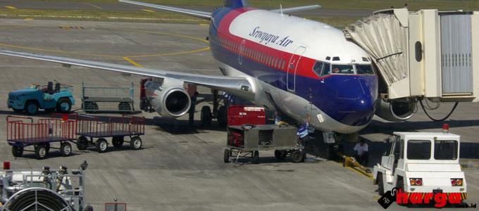 Cargo Sriwijaya Air - milleniumtransportation.blogspot.com