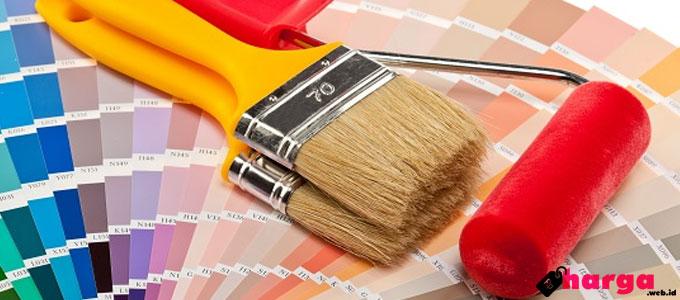 bahan, cat, kualitas, produk, proses, rumah