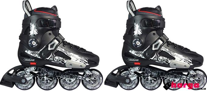 Harga Terbaru Berbagai Tipe Sepatu Roda Inline Skate Cougar  4133866a59