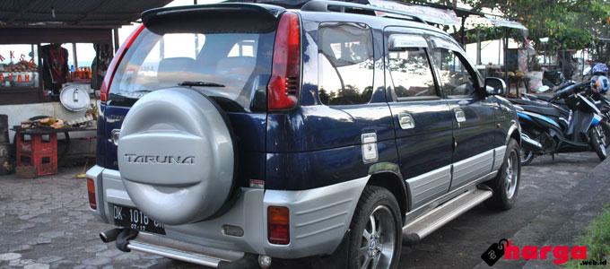 Spesifikasi dan Info Terbaru Harga Daihatsu Taruna Bekas di Pasaran