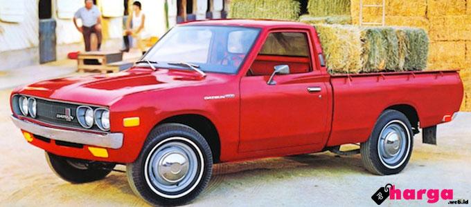 Datsun Pickup - www.tfltruck.com