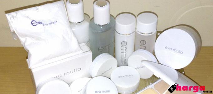 Eva Mulia Skin Care - (Sumber: loveamoreya.blogspot.co.id)