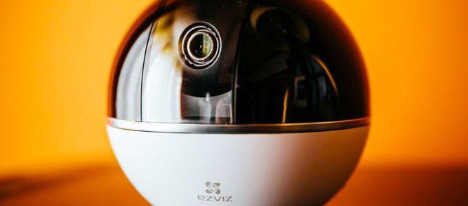 Ezviz C6T Mini 360 Plus 1080P IP Camera - www.bukalapak.com