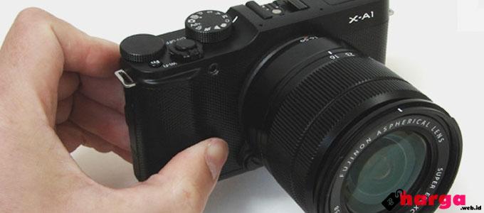 Info Spesifikasi & Harga Kamera Mirrorless Fujifilm X-A1
