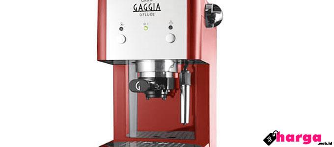 Mesin Pembuat Kopi Gaggia Gran Deluxe - (Sumber: gaggia-parts.co.uk)