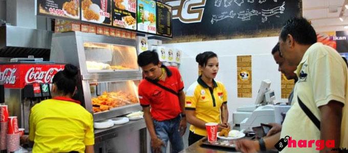 Giant Fried Chicken - batam.tribunnews.com