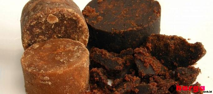 Harga Gula Aren (Gula Merah) Asli di Pasaran